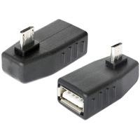 DeLOCK kabel adapter: 65474 - Zwart