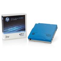 Hewlett Packard Enterprise datatape: LTO-5 WORM - Blauw