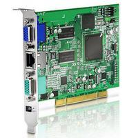 Aten interfaceadapter: PCI Card Over The Net Remote Management - Zwart