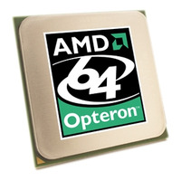 HP processor: AMD Opteron 2384