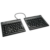 Kinesis toetsenbord: Freestyle2 20inch - Zwart, QWERTY