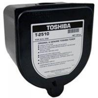 Toshiba toner: T-2510E black - Zwart