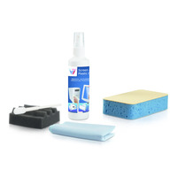 V7 COMPUTER CLEANING KIT 125ML CLEANER