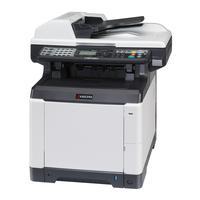 KYOCERA multifunctional: ECOSYS Multifunctionele kleurenprinter met usb - Zwart, Cyaan, Magenta, Geel