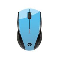 HP computermuis: X3000 - Zwart, Blauw