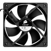 Corsair Hardware koeling: 120mm exhaust fan for 300R chassis, black - Zwart