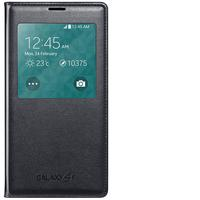 Samsung mobile phone case: S-View Zwart
