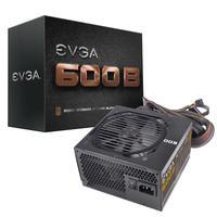 EVGA power supply unit: 600B - Zwart