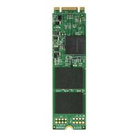 Transcend SSD: MTS800 - Zwart, Groen