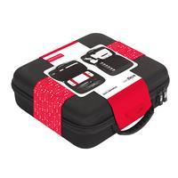 Bigben Interactive portable game console case: 280 x 110 x 300mm, 974mm - Zwart