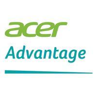 Acer garantie: Warranty Ext, 4Y, pick up & delivery, Gaming Projectors