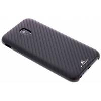 Flex Carbon Backcover Samsung Galaxy J3 (2017) - Zwart / Black