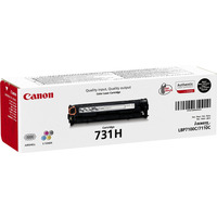 Canon cartridge: 731H - Zwart