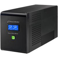 PowerWalker UPS: VI 1500 PSW - Zwart