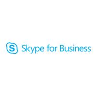 Microsoft software licentie: MS OVL-NL LyncSvrPlusUCAL SA 1Y-Y1 AP