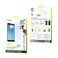 Muvit screen protector: Tempered glass 0.33mm iPad mini 1/2/3