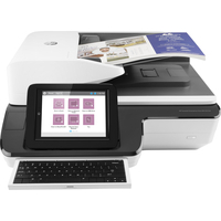 HP Scanjet Enterprise Flow N9120 fn2 Scanner - Zwart, Wit