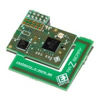 Z-wave.me : Daughter card, Z-Wave+, 868 MHz - Groen