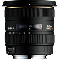Sigma 10-20mm f/4.0-5.6 EX DC HSM Canon