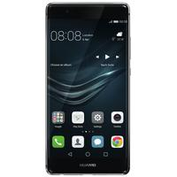 Huawei smartphone: P9 - Zwart, Grijs