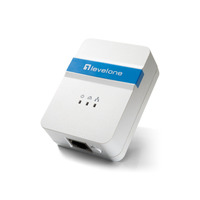 LevelOne powerline adapter: PLI-4052 - Wit