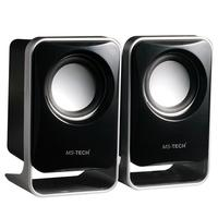 MS-Tech Speaker: LD-120U - Zwart