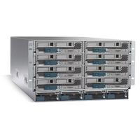 Cisco UCS 5108 Blade Server Chassis netwerkchassis - Grijs