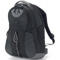 Dicota laptoptas: BacPac Mission XL - Zwart