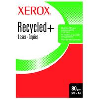 Xerox papier: Recycled+ A4 80g/m² 500 Sheets - Wit