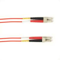 Black Box fiber optic kabel: LC–LC, 3m