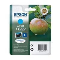 Epson inktcartridge: Singlepack Cyan T1292 DURABrite Ultra Ink - Cyaan