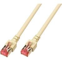 EFB Elektronik 5m Cat6 S/FTP Netwerkkabel - Grijs