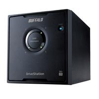 Buffalo SAN: DriveStation Quad USB 3.0 12TB - Zwart