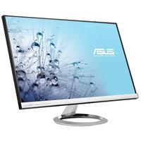 ASUS monitor: MX279H - Zwart, Zilver