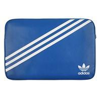 "Adidas laptoptas: Sleeve case for notebook, 38.1 cm (15"") , Blue/White - Blauw, Wit"