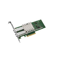DELL Intel X540 DP - Netwerkadapter - 10Gb Ethernet x 2 - Met Intel i350 DP Network Daughter Card netwerkkaart - Groen
