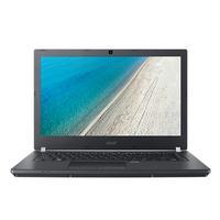 "Acer laptop: TravelMate P4 TMP449-G3-M-54KP - 14"" i5 8GB RAM 256GB SSD + 1TB HDD - W10 Pro - Zwart"