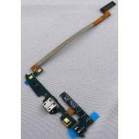 Samsung mobile phone spare part: GT-I9295 Galaxy S4 Active, Micro USB Connector / Microfone Flex-Cable