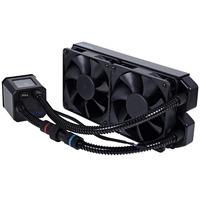 Alphacool water & freon koeling: Eisbaer 240 CPU - Zwart