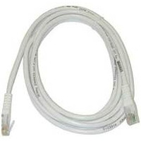 Microconnect netwerkkabel: Cat5e UTP 25m - Wit