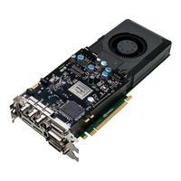 PNY videokaart: NVIDIA Quadro K5200 8 GB SDI - Zwart