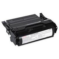 InfoPrint toner: Toner Cartridge for IBM 1870/1880MFP, Return program, Black, 36000 pages - Zwart