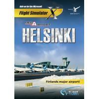 Mega Airport Helsinki X (fs X Add-On) (dvd-Rom)
