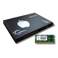 G.Skill RAM-geheugen: 4GB DDR3, 1333MHz, 9-9-9-24, Non-ECC