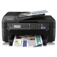 Epson multifunctional: WorkForce WF-2650DWF - Zwart, Cyaan, Magenta, Geel