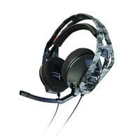 Plantronics headset: RIG 500HS PS4 headset met camouflageprint - Zwart, Khaki