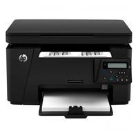 HP multifunctional: LaserJet Pro M125nw MFP  - Zwart