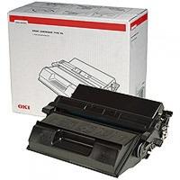 OKI cartridge: B6300 Toner Cartridge Black 17.000 pages 1-pack - Zwart