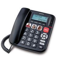 Emporia KFT19 dect telefoon - Zwart