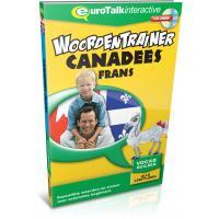 Eurotalk Woordentrainer Canadees Frans